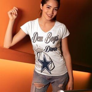 Football Diva Tee